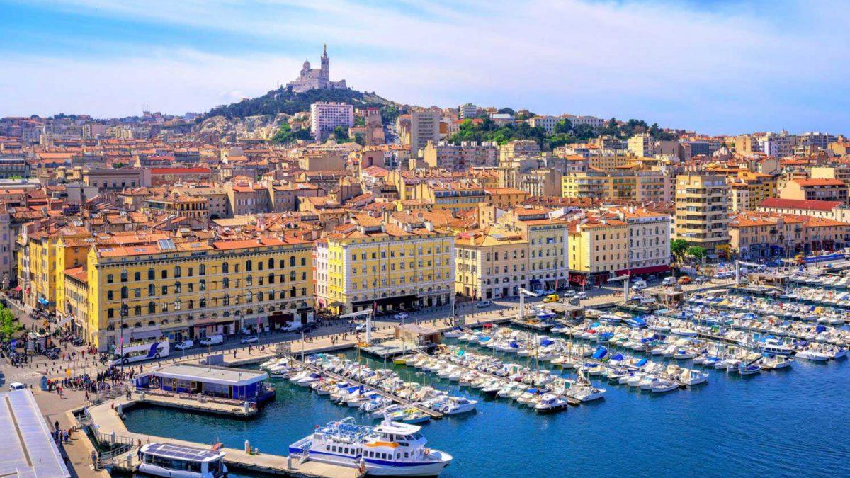 آشنایی با شهر مارسی، دومین شهر بزرگ فرانسه