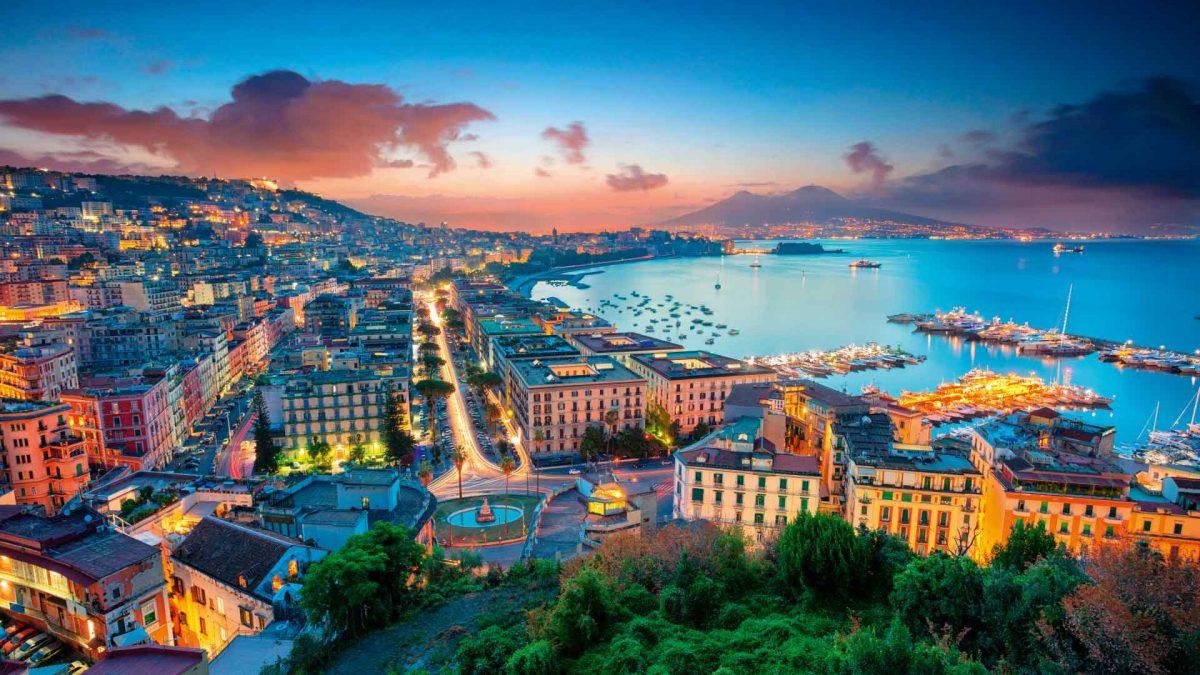 آشنایی با ناپل، سومین شهر بزرگ ایتالیا