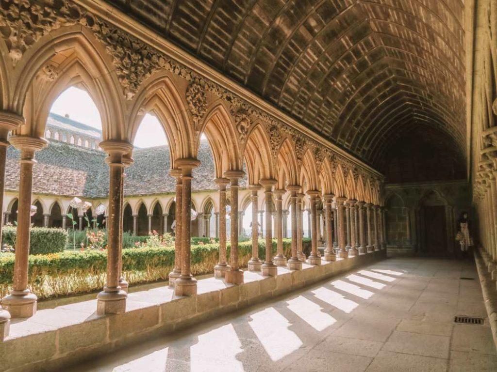 راهنمای بازدید از قلعه مونت سن میشل