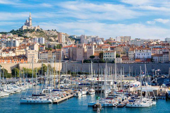 زیباترین جاذبههای گردشگری مارسی فرانسه