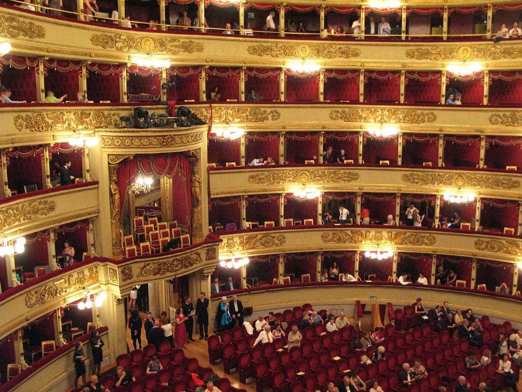 سالن اپرای اسکالا