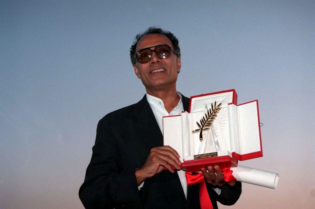 عباس کیارستمی و نخل طلای جشنواره فیلم کن