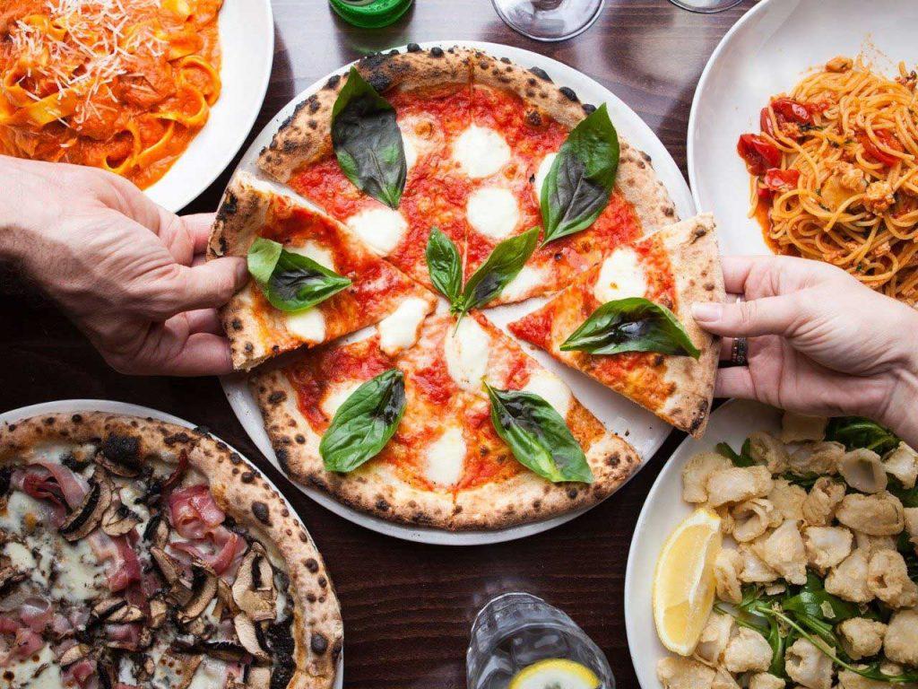 فرهنگ غذا در ایتالیا