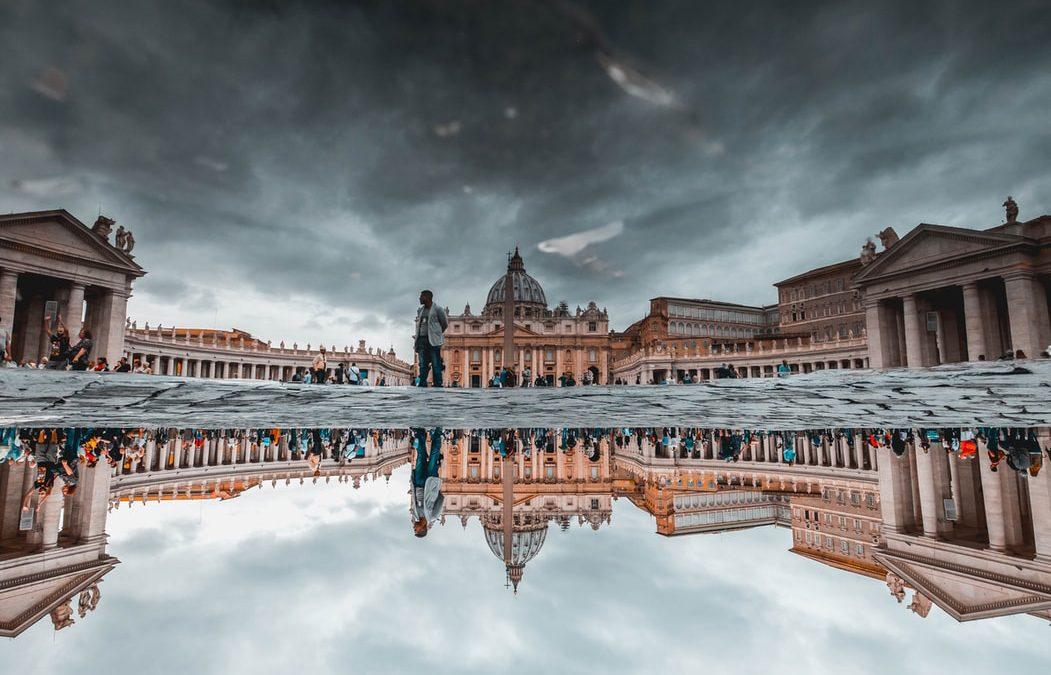 کلیسای سن پیتر رم، بزرگترین کلیسای جهان