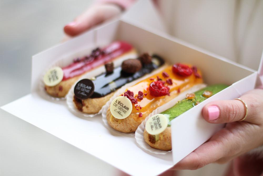 ÉCLAIR - شیرینیهای پاریس