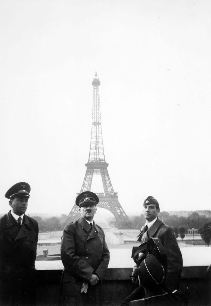 آدولف هیتلر در پاریس