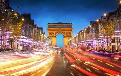 آشنایی با خیابان شانزلیزه پاریس، مشهورترین خیابان دنیا