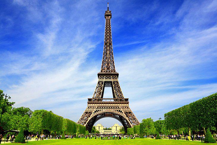 برج ایفل - جاهای دیدنی پاریس