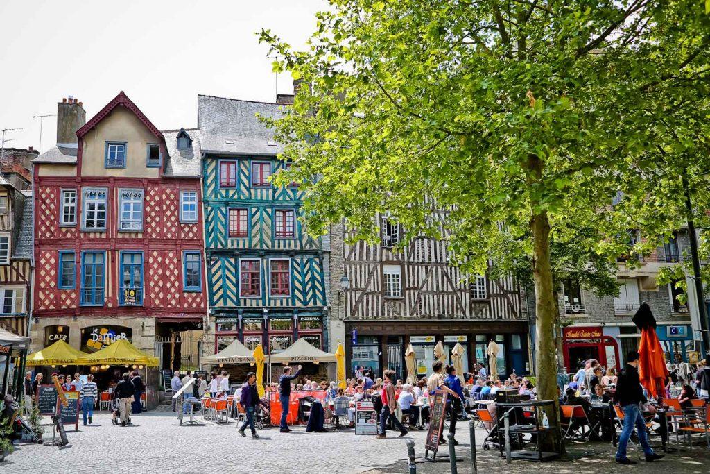 تاریخ شهر رن فرانسه