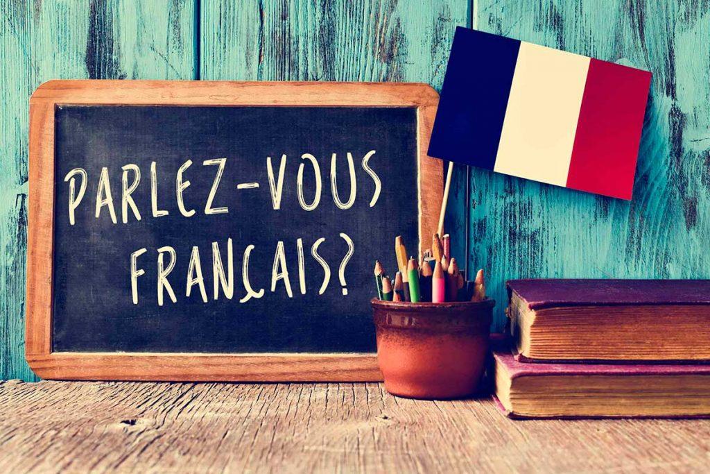 زبان مردم فرانسه