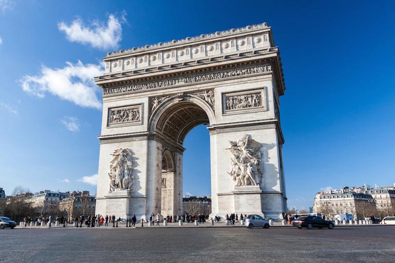 طاق پیروزی پاریس