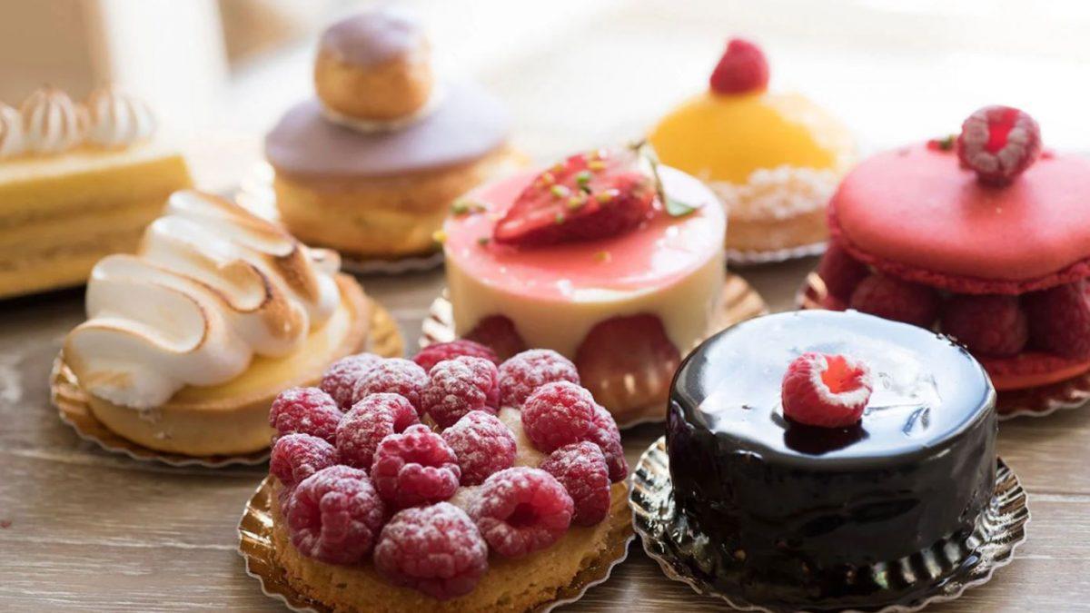 فهرست بهترین شیرینی فروشیهای پاریس فرانسه