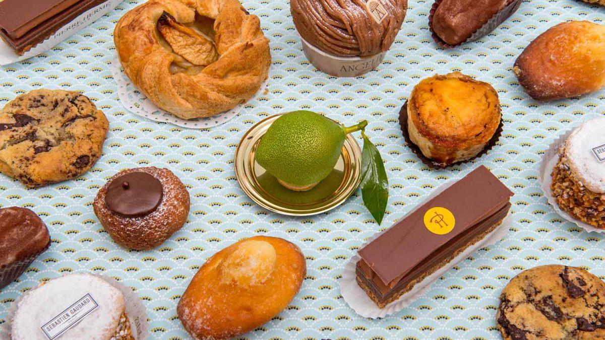 فهرست بهترین و خوشمزهترین شیرینیهای پاریس