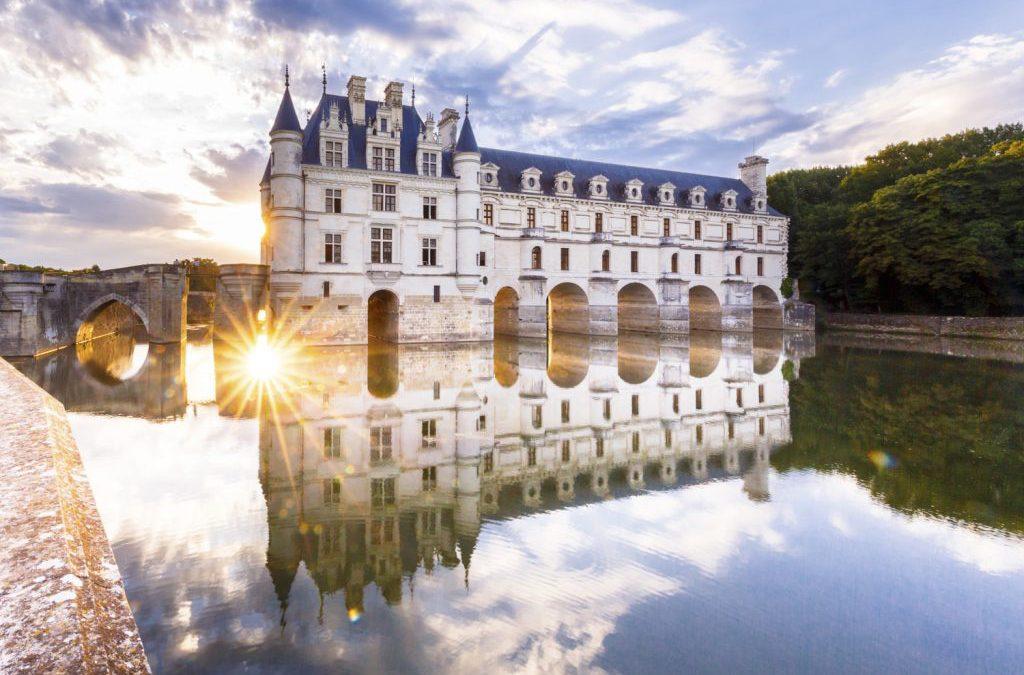 قلعه چنانسی فرانسه   وبلاگ ققنوس (Chenonceau)، قلعه زنان قدرتمند