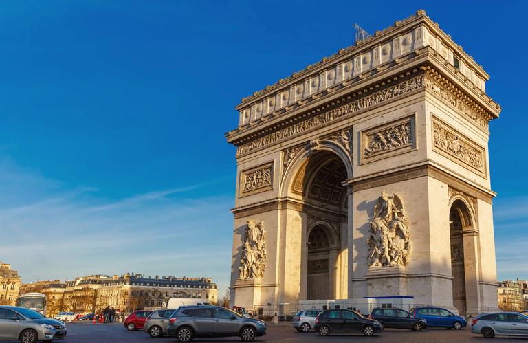 مهمترین جاهای دیدنی پاریس به همراه تاریخچه آنها