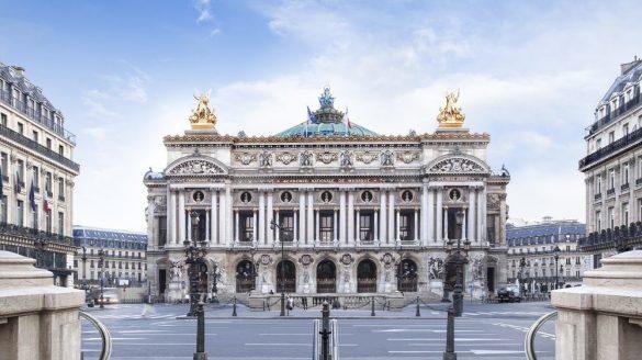 کاخ و اپرای گارنیه، نماد شکوه و هنر در پاریس
