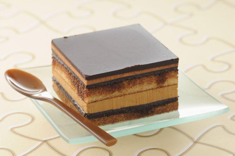 Opera cake- دسر فرانسوی
