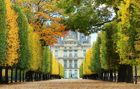 باغ تویلری پاریس، از قصر سلطنتی تا پارک تفریحی