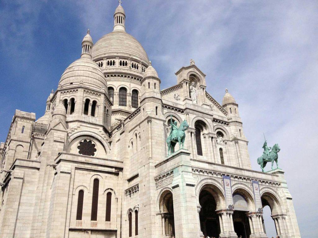 تاریخچه ساخت کلیسای سکره کر پاریس
