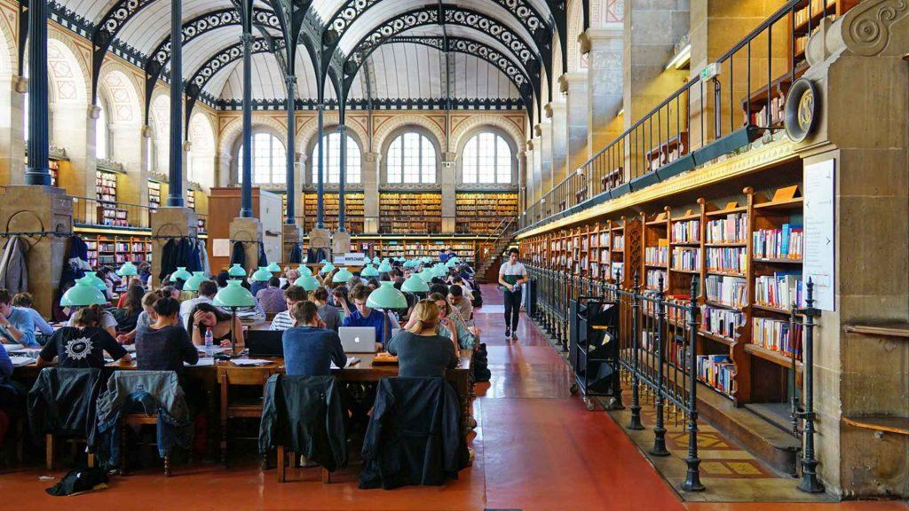 تحصیل در فرانسه در مقطع کارشناسی ارشد