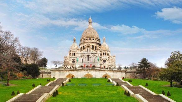 کلیسای سکره کر پاریس، قلب مقدس و تپنده شهر