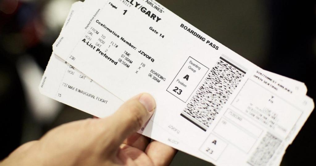دلایل تفاوت قیمت بلیط هواپیما