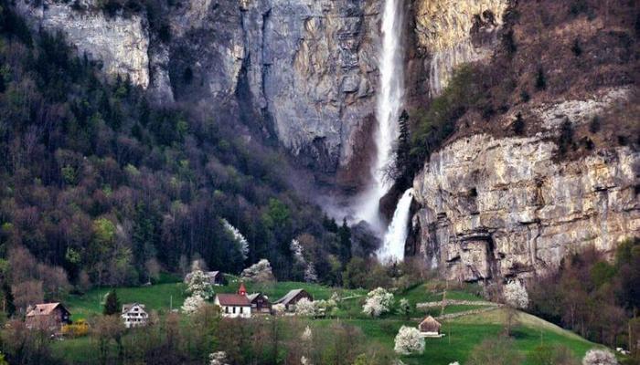 سنت گالن - زمستان سوئیس