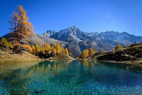 کارهایی که در پاییز سوئیس باید انجام داد