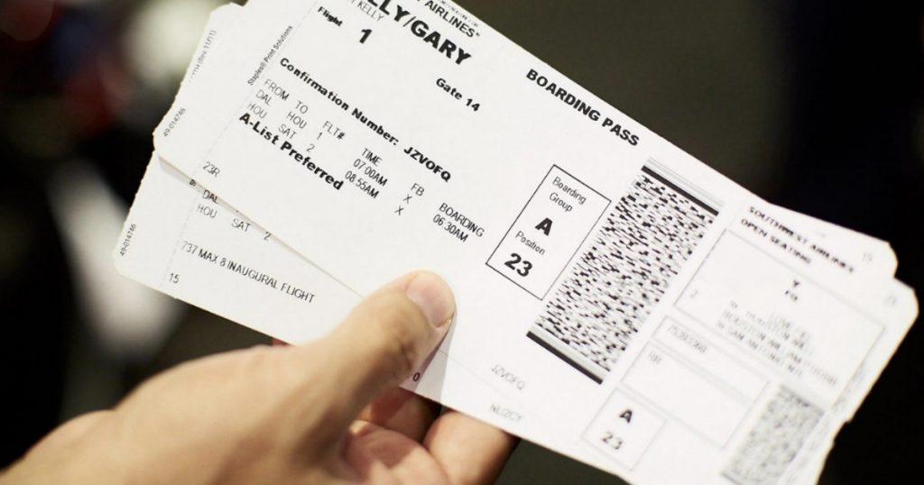 کلاس نرخی پرواز چیست؟