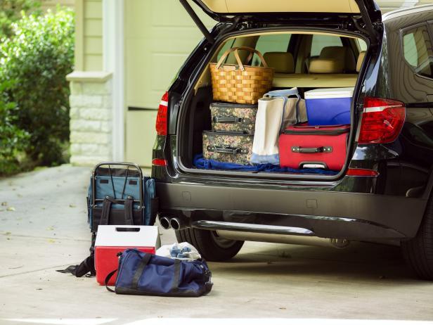 لوازم جانبی مورد نیاز خودرو برای سفرهای خانوادگی