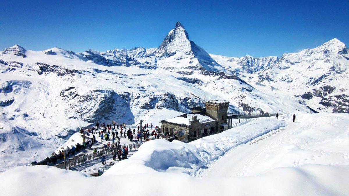 ۶ مکان شگفت انگیز برای لذت بردن از زمستان سوئیس