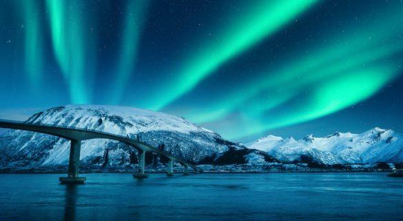 8 نکته درباره زمستان نروژ