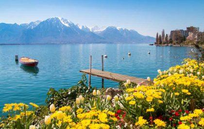آب و هوای سوئیس و بهترین زمان سفر به این کشور