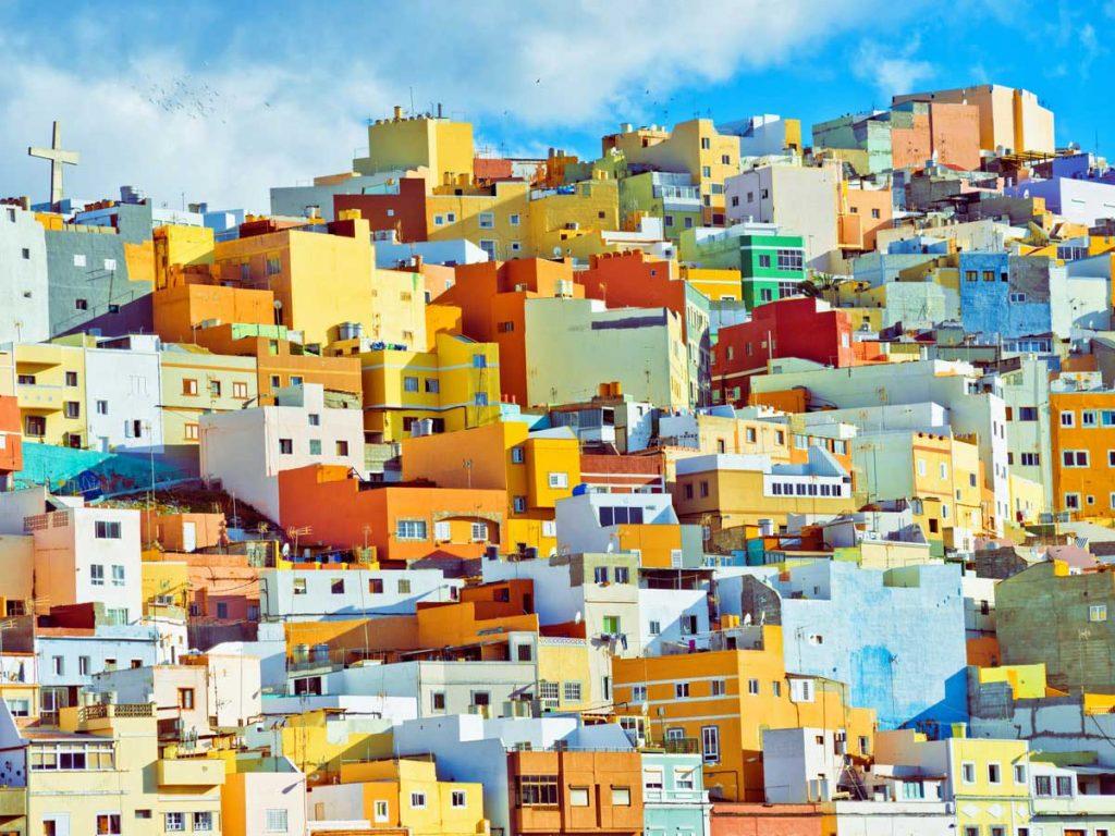 جزایر قناری اسپانیا - مقصد مسافرت خارجی در زمستان