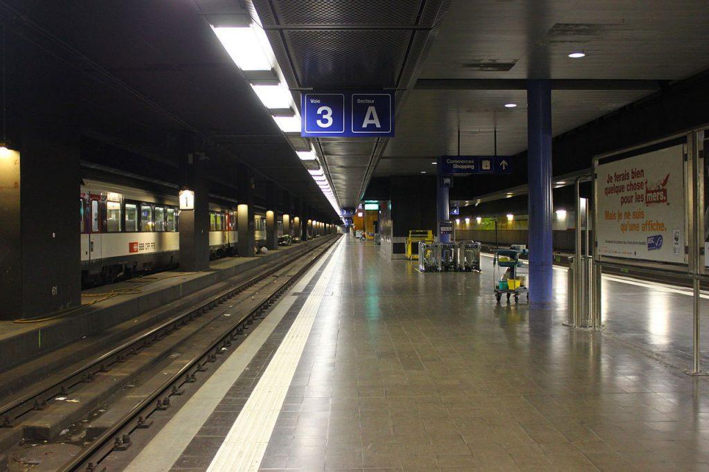 دسترسی به فرودگاه ژنو سوئیس