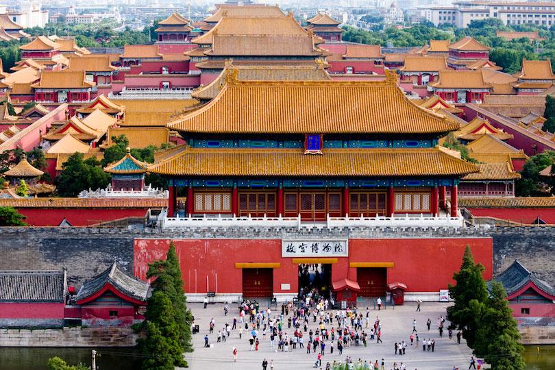 شهر ممنوعه - زیباترین کاخهای جهان