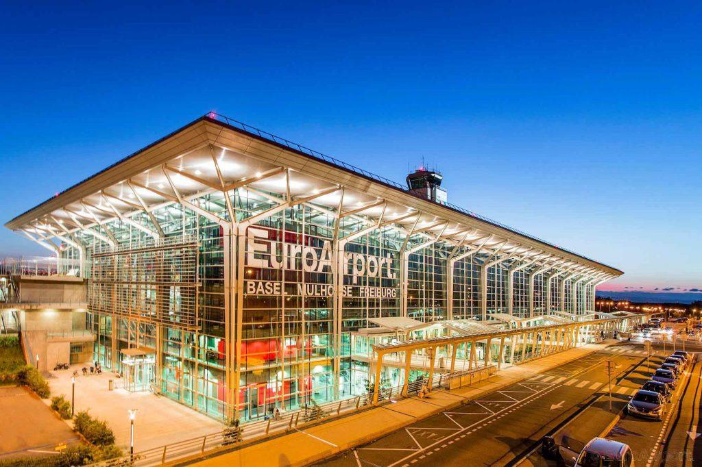 فرودگاه بازل - فرودگاههای سوئیس