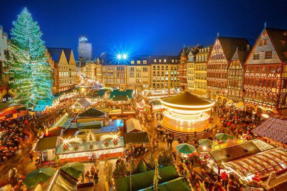 لیست 6 مقصد مسافرت خارجی در زمستان