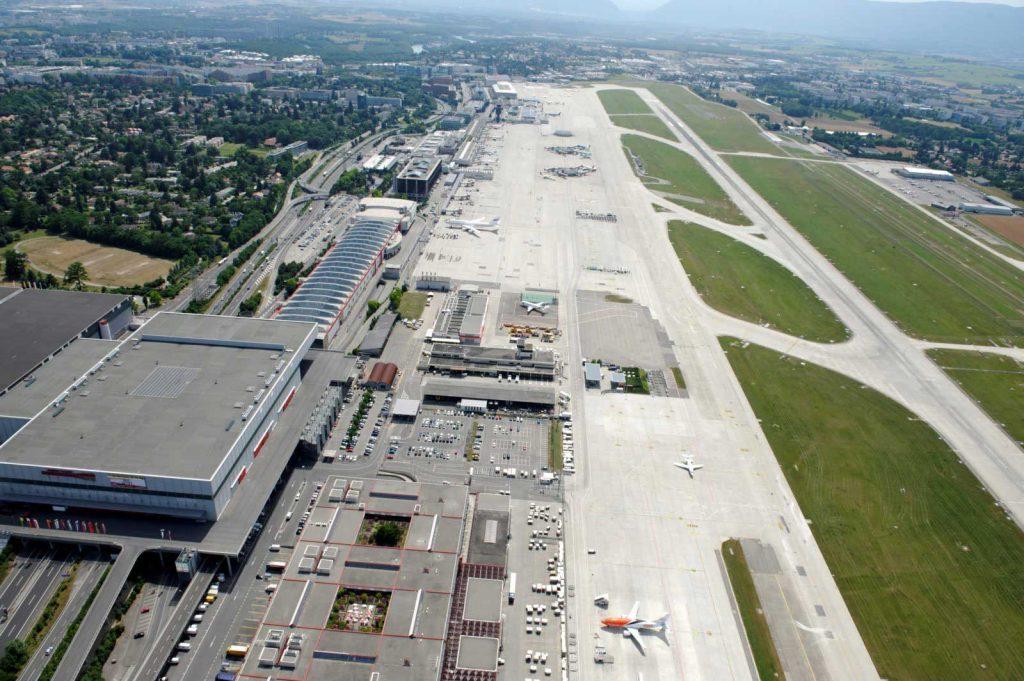 معرفی فرودگاه ژنو سوئیس
