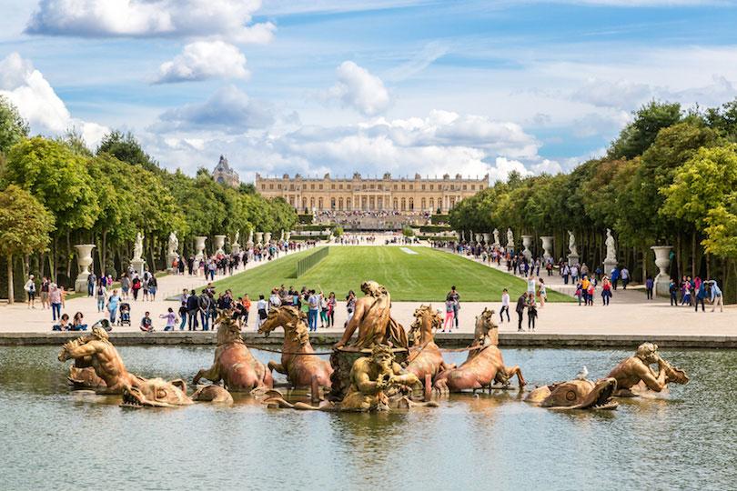 کاخ ورسای - زیباترین کاخهای جهان