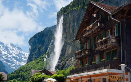 با زیباترین آبشارهای سوئیس آشنا شوید