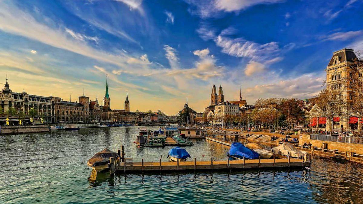 راهنمای آب و هوا و بهترین زمان سفر به زوریخ سوئیس