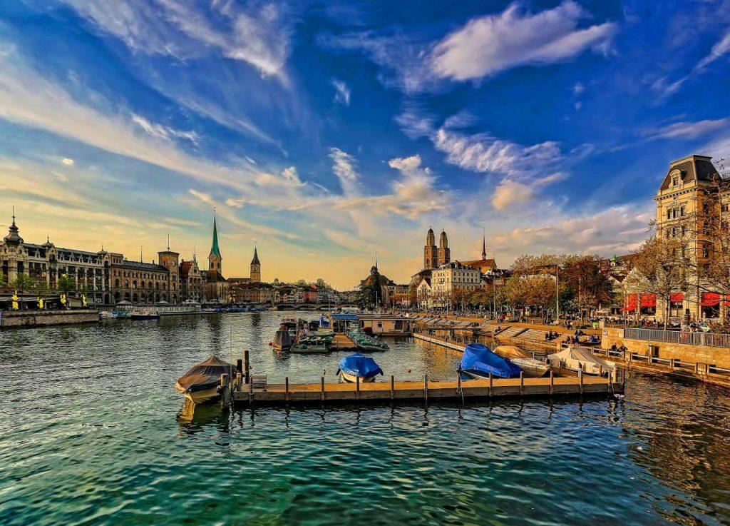 بهترین زمان برای سفر به زوریخ سوئیس