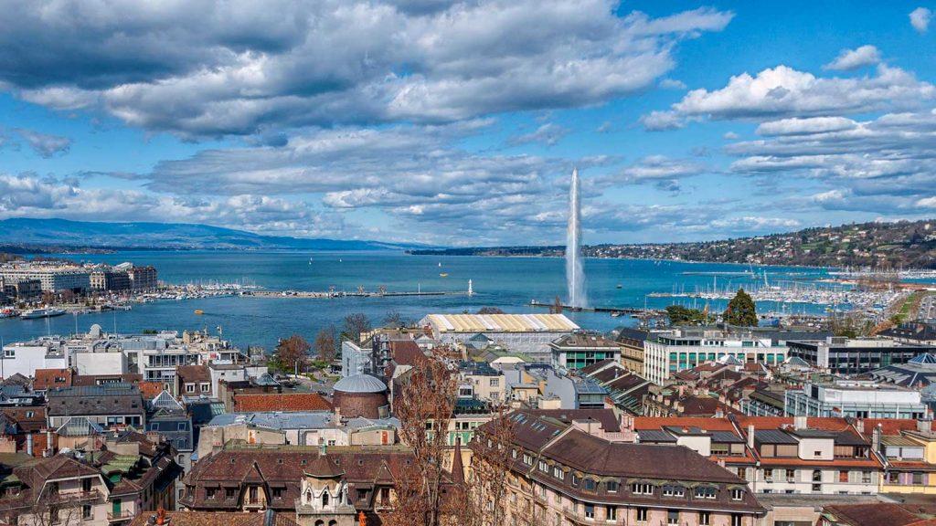 بهترین زمان برای سفر به ژنو سوئیس