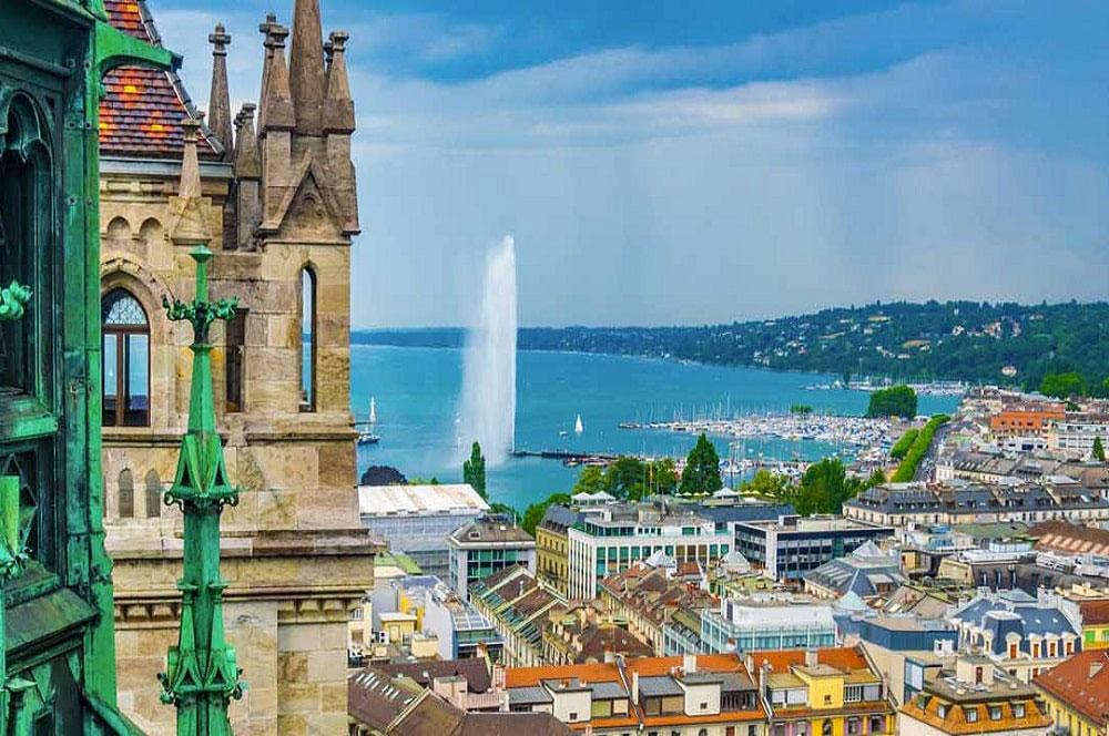 راهنمای آب و هوا و بهترین زمان سفر به ژنو سوئیس