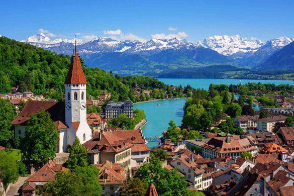 فهرستی از حقایق جالب سوئیس