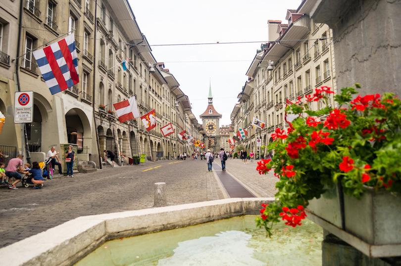 فهرست بهترین شهرهای سوئیس