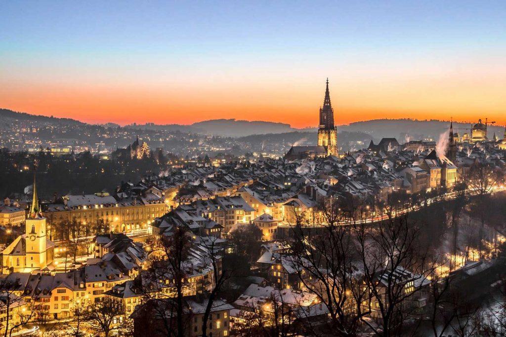 پایتخت سوئیس - حقایق جالب سوئیس