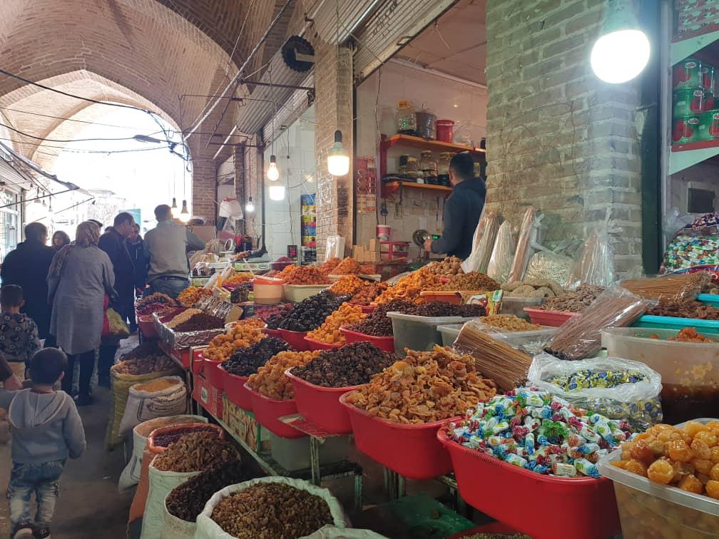 Kermanshah Traditional Bazaar