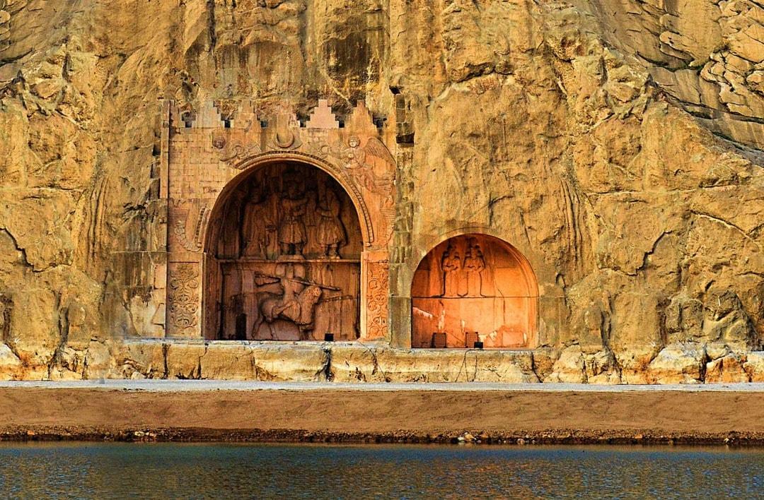 Kermanshah Travel: Taq-e Bostan